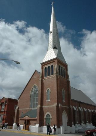Annunciation Church, Leadville, Colorado