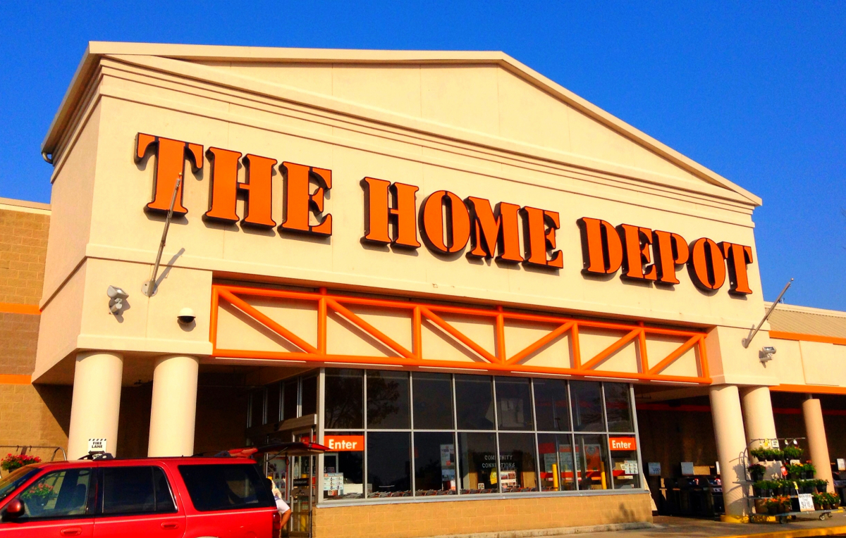 Home Depot Storefront Re: Letter From An Employee About Homosexual  Perversion