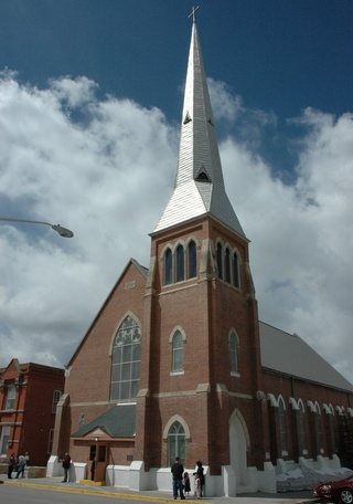 Annunciation Church, Leadville, Colorado