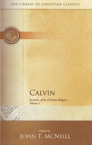 Cover of Calvin's Institute, McNeill Edition
