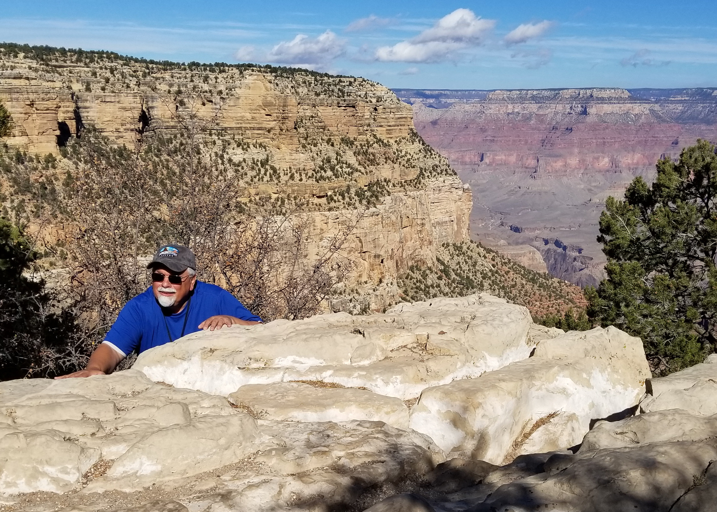 Grand Canyon 2017 with Bob Enyart, Real Science Radio